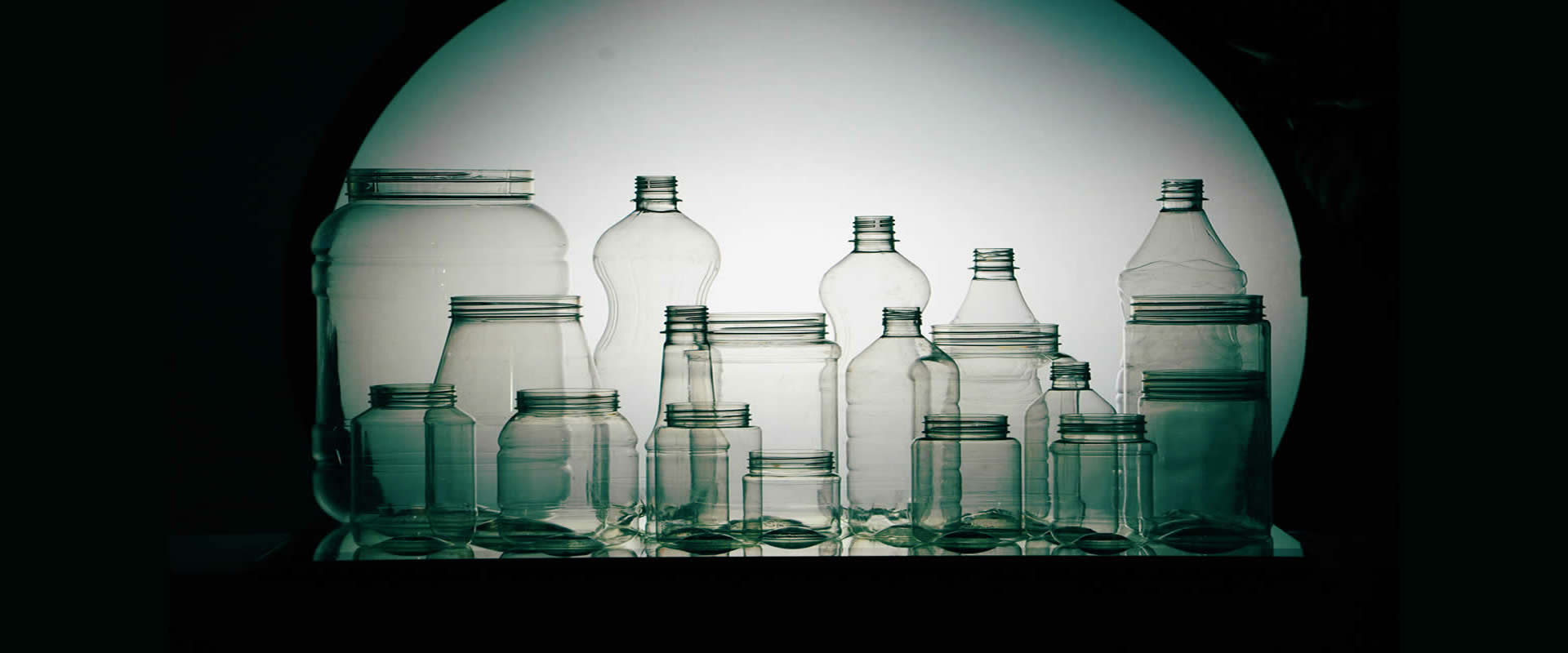 Pet bottles and Pet Jars